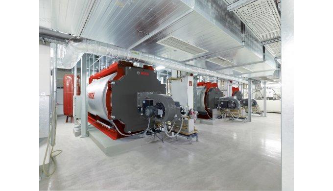 Bosch Caldera de agua sobrecalentada Unimat UT-M