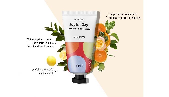 JNN-II DAILY MOOD HAND CREAM JOYFUL DAY | skincare and cosmetics
