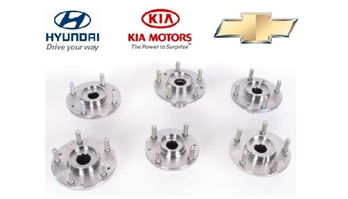 Automatic Transmission Parts(Hub Assy-Bearing: KOREAN VEHICLE WHEEL HUB- THE OE)