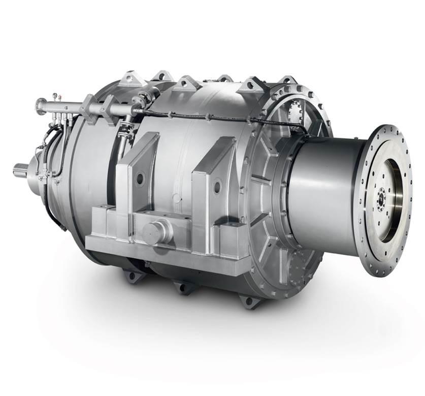 Einphasen-Elektrogetriebemotor / Planeten / für Rohrmühlen / für die Zimentindustrie