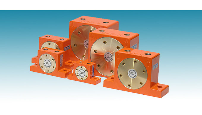 Rollen-Vibratoren, speziell für Beton- und andere Heavy Duty-Anwendungen. Breites Sortiment. Eigensc...