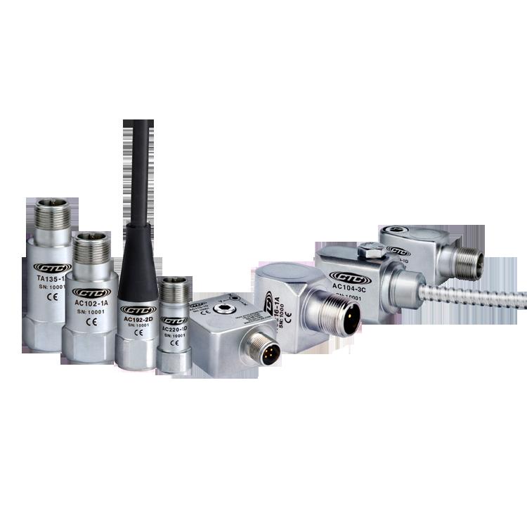 PCH tilbyder piezo ceramiske industrielle accelerometere fra anerkendte leverandører og fra egenprod...