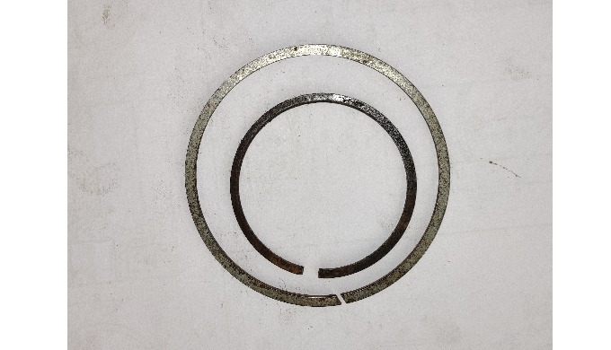 A retaining ring is a fastener that holds components or assemblies onto a shaft or in a housing/bore...
