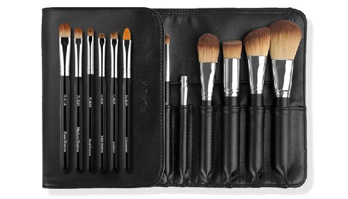 Flalia Classic Makeup Brush Set 12