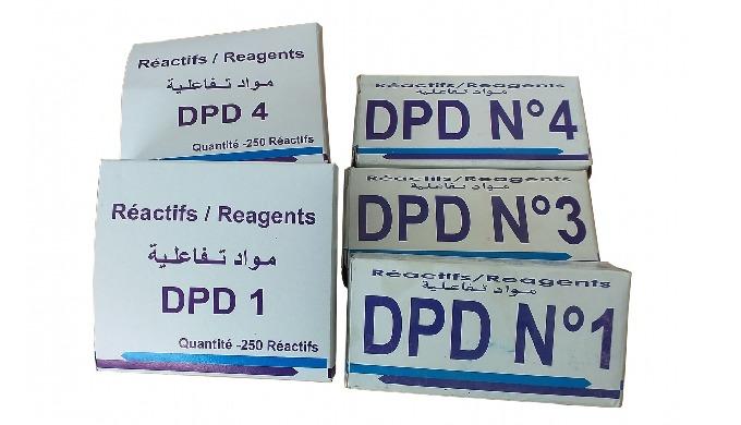 Image01: Réactifs DPD N°1,N°3 et N°4 - CCS3116 Maniement simple et dosage précis sans aucun agent ch...