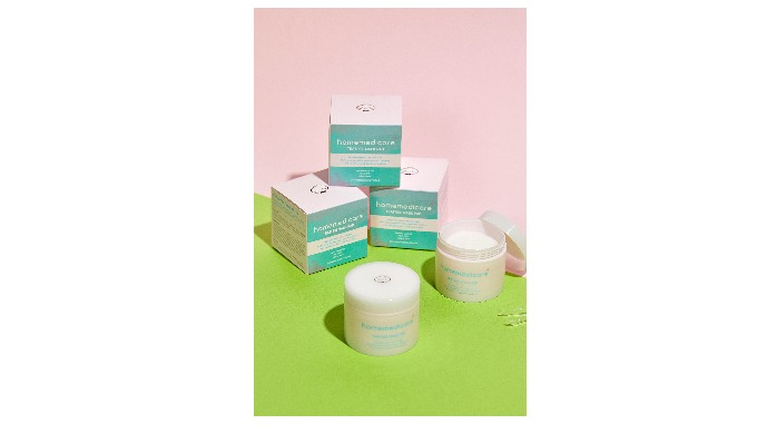 Homemedicare teatree mask pad! Round pure cotton calming pads that soften your red and angry skin. N...