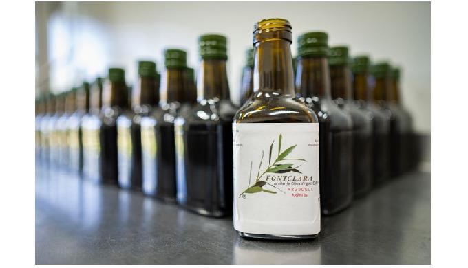 Olivenöl extra vergine aus Spanien und Italien