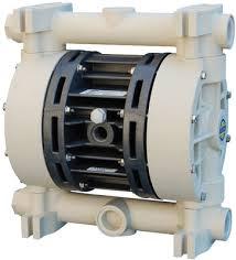 Pompes à membrane pneumatique