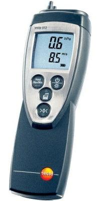 Testo 512 Tahoměr, diferenciální tlakoměr 0 - 200 Pa