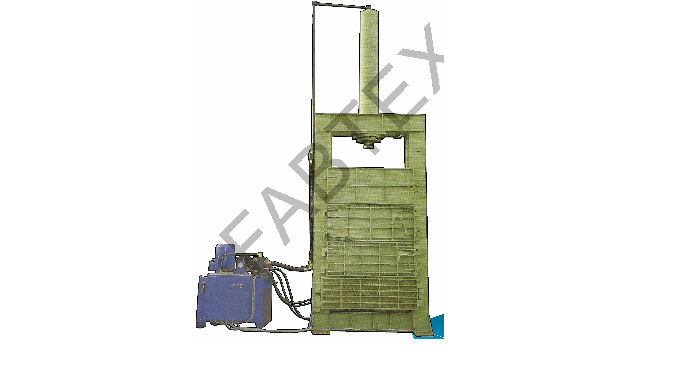 The 'FABTEX' make Single Cylinder Long Stroke Cotton Baling Press is designed to compress different ...