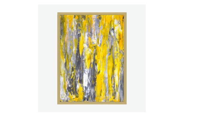 MY wall vous propose des tableaux abstrait imprimer sur toile. avec une haute qualité et un prix rai...