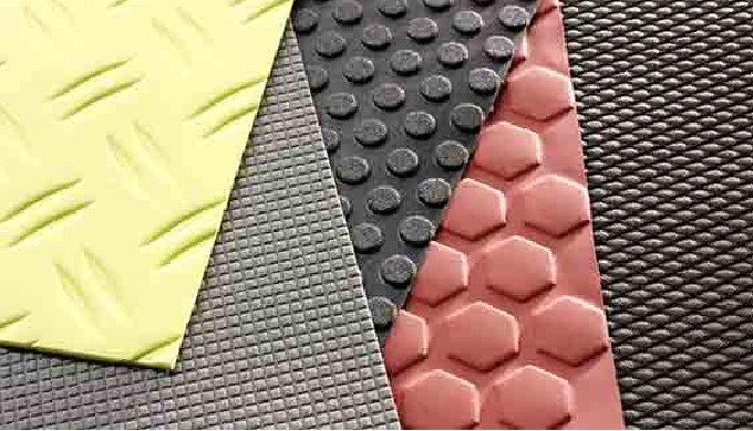 INDUSKIN sind PUR-Spezialschaumstoffe, die durch Tränken bzw. Färben, Prägen oder Beschichten für be...