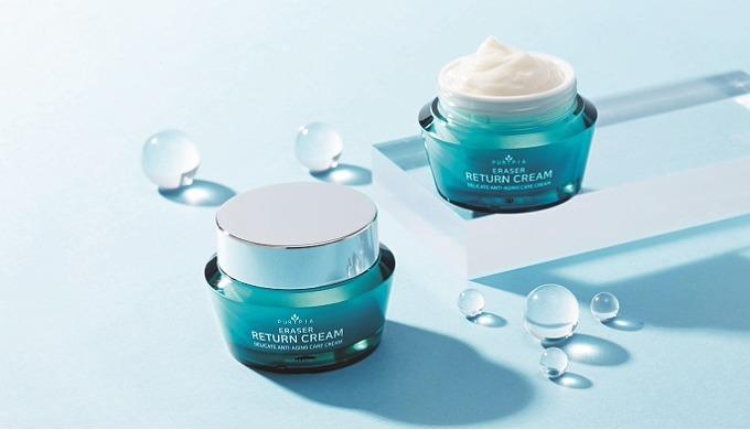 PURIPIA ERASER RETURN CREAM | Hautpflege
