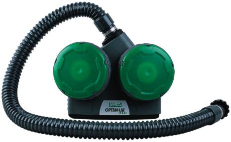 Si votre travail requiert une protection respiratoire de longue durée, l'appareil à ventilation assi...