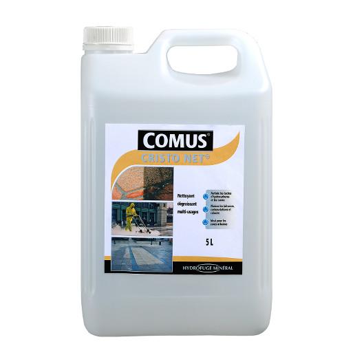 Nettoyant dégraissant Multi-usage. CRISTO NET est un nettoyant très puissant, utilisé pour le nettoy...