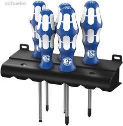 """Schraubendreher-Satz """"Schalke"""""""