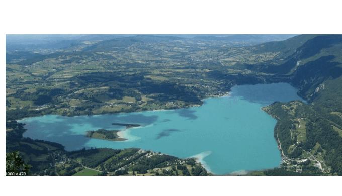 Aigubeltte lake