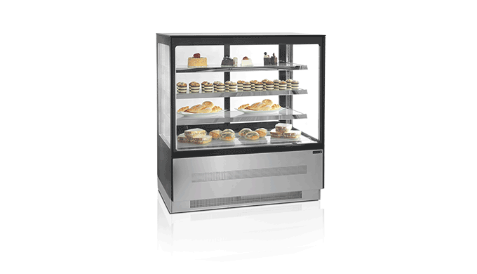 TEFCOLD, Refrigerated Display Cooler