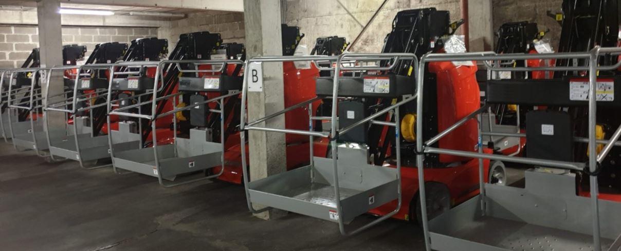 Garnier logistique et transport vous propose le transport d'unités mobile. Grâce à notre flotte de v...