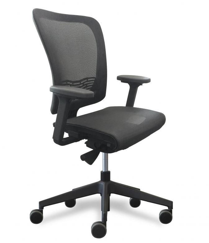 WHYMESH 500, Chaise de bureau maille