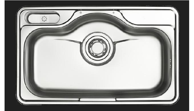 Kitchen Sink   LDSP850 with Accessories