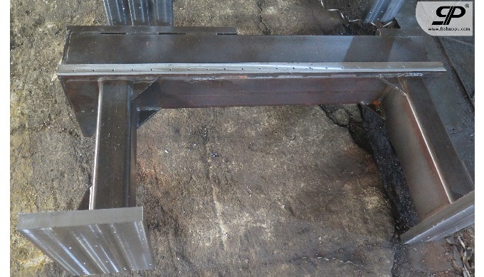 Mechanical guide rail metal machining 1. steel plate: thickness is not limited -- no matter how thic...