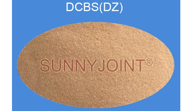 Accelerator DCBS(DZ) Chemical Name N'-Dicyclohexyl-2-benzothiazole sulfonamide Molecular Formula C19...