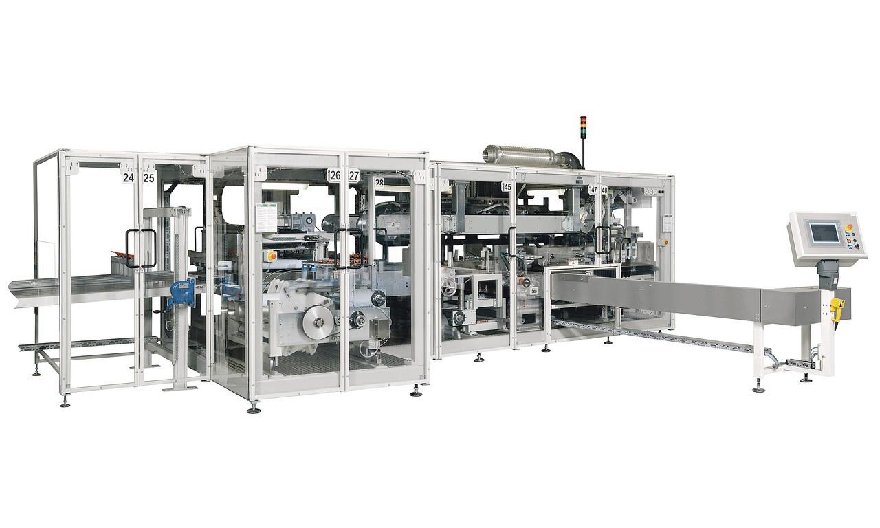 Verpackungsmaschine OPTIMA OSR