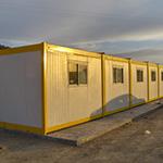 Fabrication de bâtiment et construction modulaire, chambres froides industrielles