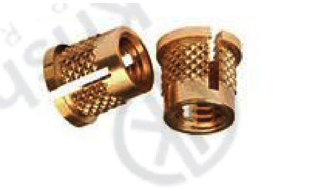 We manufacturing any differnt size insert as per Drawing or Sample. BRASS KNURLED EXPANSION INSERT S...