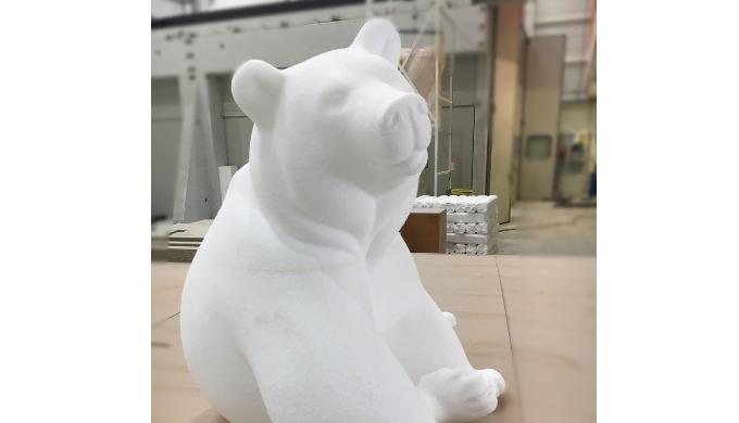 Nous sommes en capacité de réaliser des ébauches ou sculpture en polystyrène sans limite de taille. ...