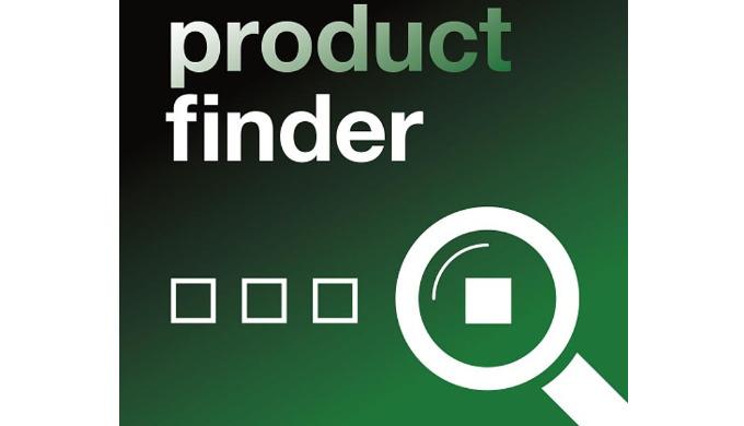 Mit dem Productfinder können Sie schnell und gezielt Ihr Wunschprodukt finden. Hier gelangen Sie dir...
