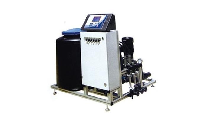 Top-quality nutrient-supplying system ESN-20013Hp(Maximum irrigation capacity : 16,000 L/hNutrient s...