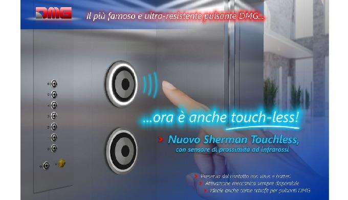 Le soluzioni TouchLESS DMG - Sherman Touchless
