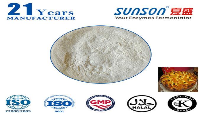 INTRODUCTIONGlucose Oxidase er lavet fra Aspergillus niger gennem dyrkning og udvinding teknik. Det ...