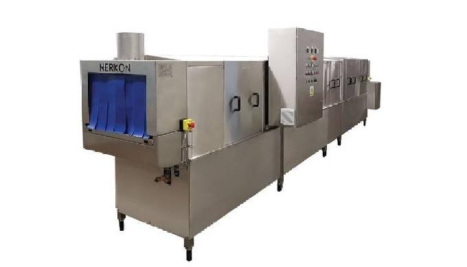 Mycí stroje pro potravinářský průmysl