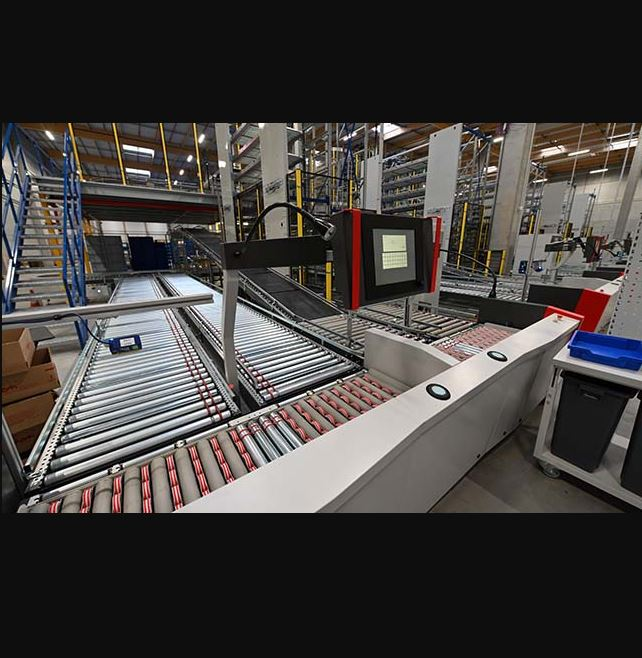 Automatisation des entrepôts