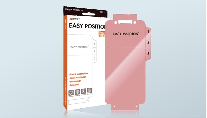 New Product: Easyposition SIMPLE