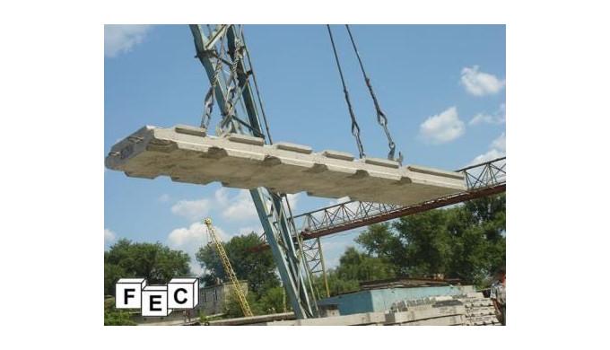 Резервуары железобетонные. Компания FEC SA запустила производство сборных железобетонных прямоугольн...