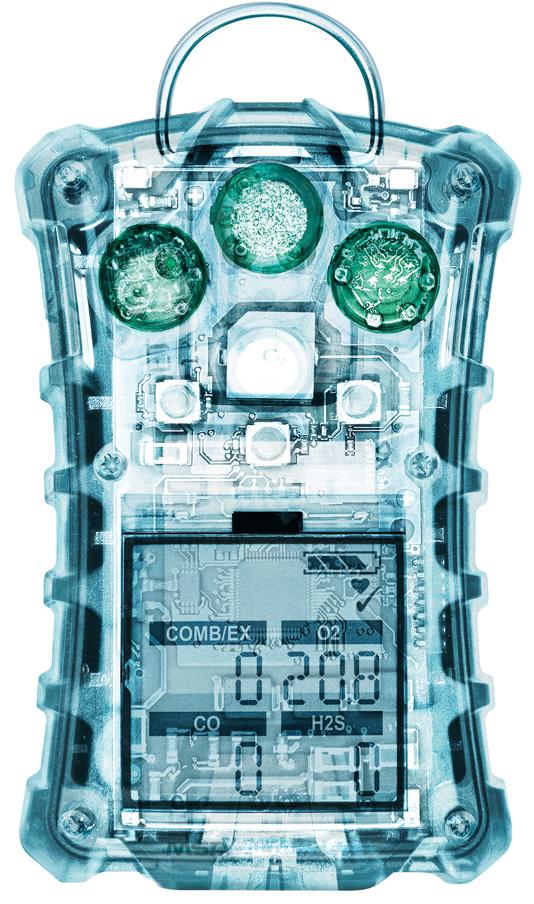 UN DÉTECTEUR CONÇU POUR DURER Le détecteur Multi-Gaz ALTAIR 4X pour gaz combustibles, CO, H2S et O2 ...