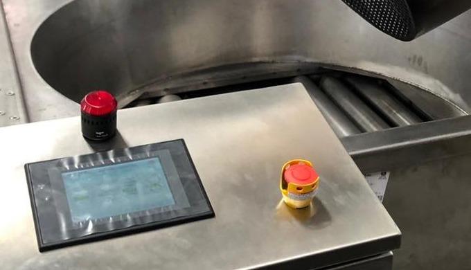 Las Freidoras industriales de patatas chips modelo GF son máquinas automáticas diseñadas para la obt...