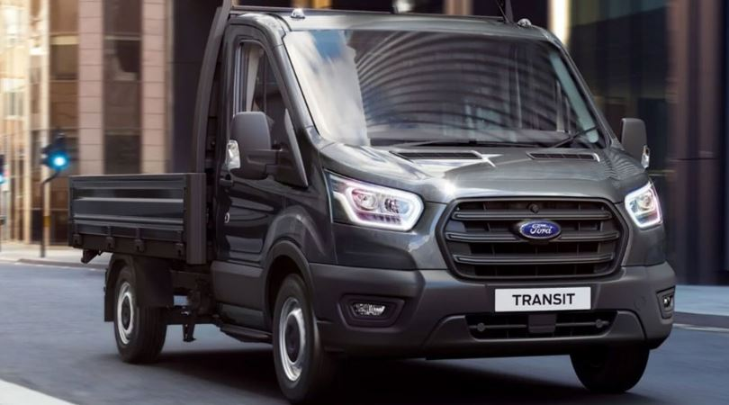 FORD Transit Chassis-Cabine chez Dugardin