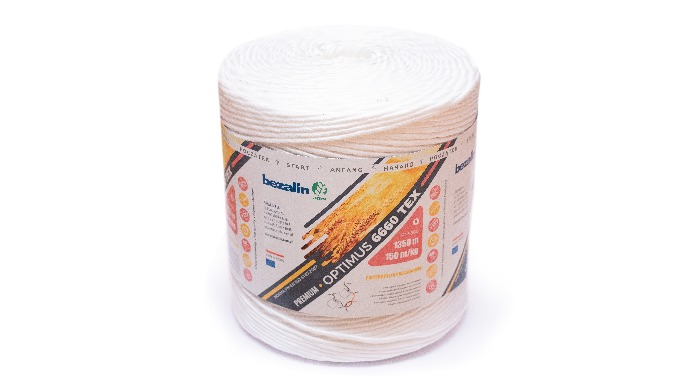 Twine for agricultural machines, Pp twine
