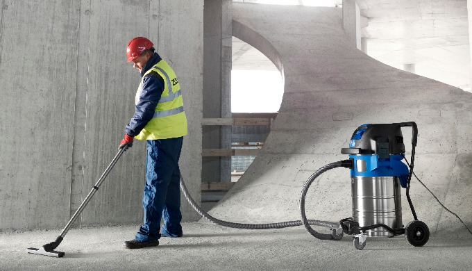 Cet aspirateur de sécurité est l'aspirateur de sécurité bimoteur le plus puissant et le plus homolog...
