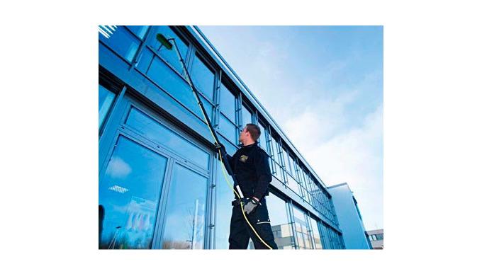 Очистка фасада: как содержать лицевую часть здания в чистоте?