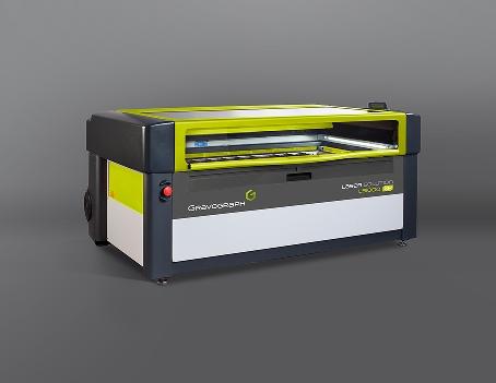 Gravograph: Máquina de grabado y corte láser por CO2 LS1000XP