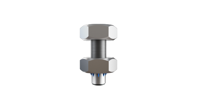[CORELOCK] Bolt structure with a built-in locking unit