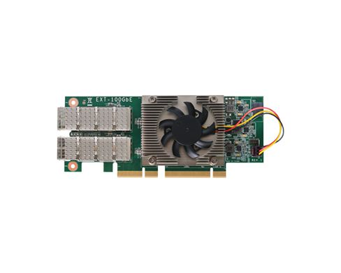 EXT-100GbE | Expansion Module | Peripherals | DFI