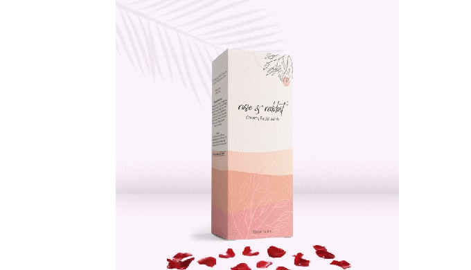 Creamy Facial Wash with cleansing micro beads exfoliate to brighten skin. derived from aroma of rose...