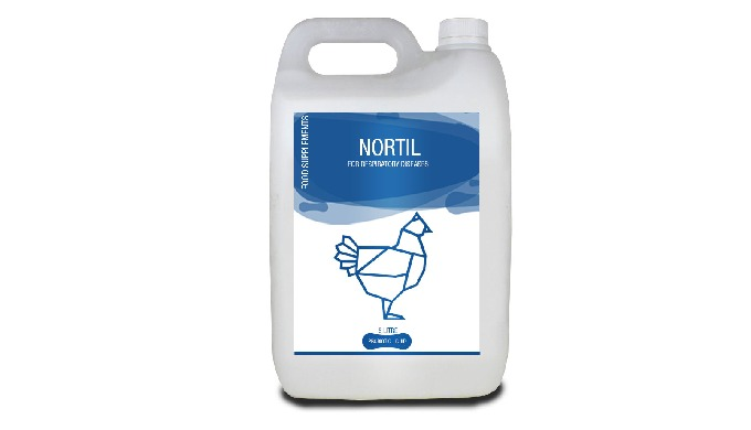 NORTIL Nortil is Broad spectrum anticlostridial and anticoccidial infections. Powerful broad-spectru...
